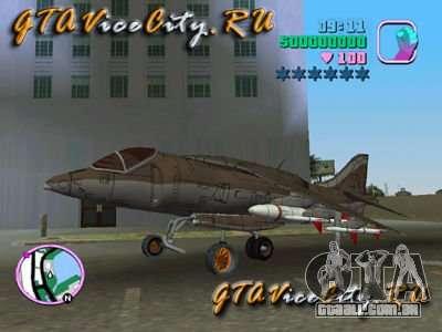 Harrier para GTA Vice City