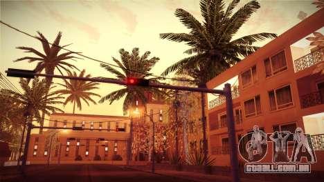 HD Trees para GTA San Andreas por diante tela