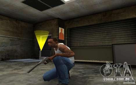 Barreta M9 and Barreta M9 Silenced para GTA San Andreas segunda tela