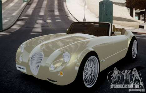 Wiesmann MF3 Roadster Final para GTA 4