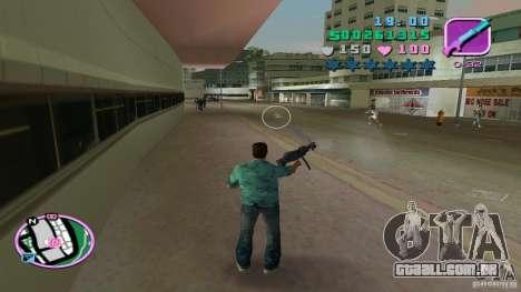 Fotografar com uma mão para GTA Vice City segunda tela