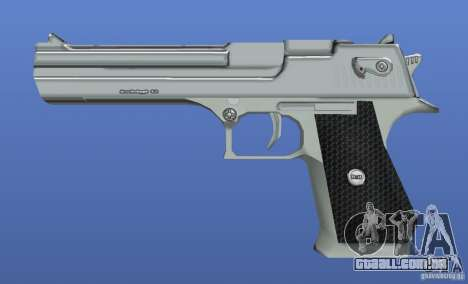 New Eagle para GTA 4 terceira tela