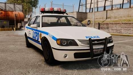 Nova patrulha da polícia para GTA 4
