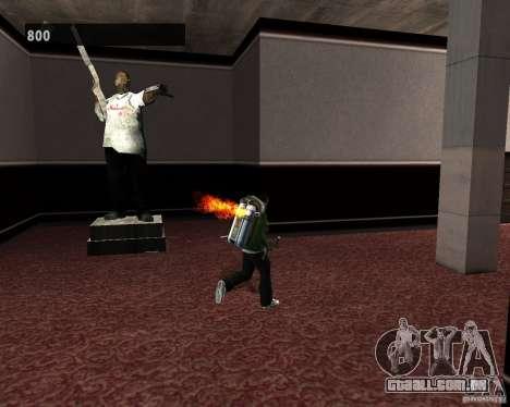 Interiores escondidos 3 para GTA San Andreas oitavo tela