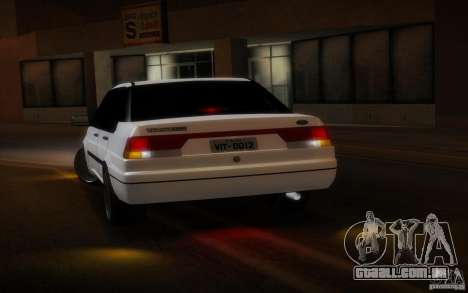 Ford Versailles 1992 para GTA San Andreas vista traseira
