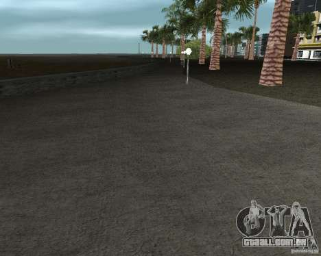 Novas texturas de VC GTA United para GTA San Andreas sétima tela