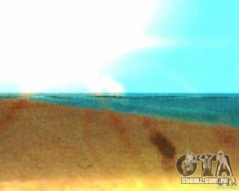 ENB For medium PC para GTA San Andreas décimo tela