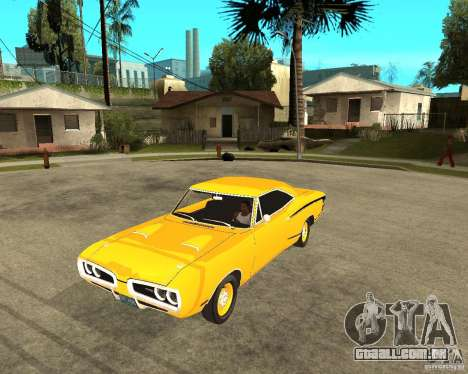 Dodge Coronet Super Bee 70 para GTA San Andreas