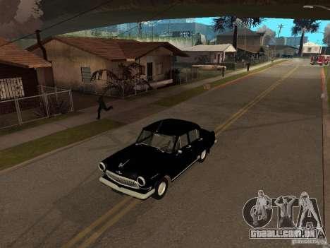 Volga 21 para GTA San Andreas esquerda vista