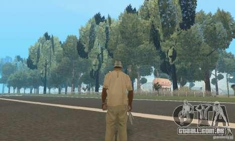Base of CJ mod para GTA San Andreas
