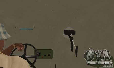 BTR BA-11 para GTA San Andreas vista direita