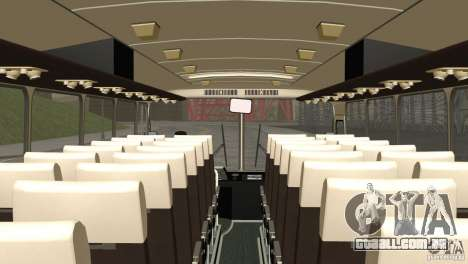 Pele LAZ 699R 93-98 1 para GTA San Andreas vista interior