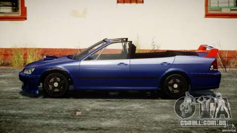 New Lokus para GTA 4 vista interior