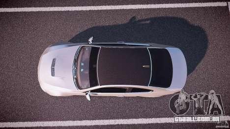 BMW E92 para GTA 4 vista direita