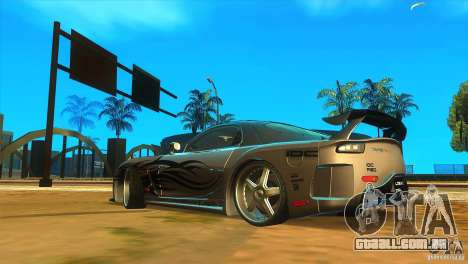 ENBSeries by Fallen para GTA San Andreas sétima tela