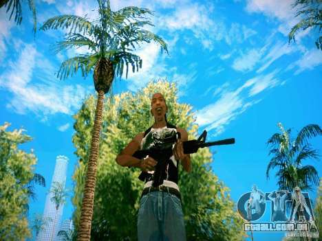 Armas Pack HD para GTA San Andreas