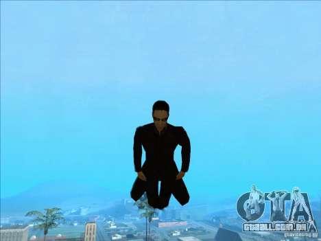 Matrix Skin Pack para GTA San Andreas décima primeira imagem de tela