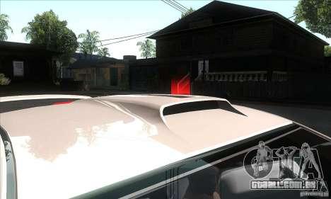 Toyota Celica-SS2 Tuning v1.1 para vista lateral GTA San Andreas