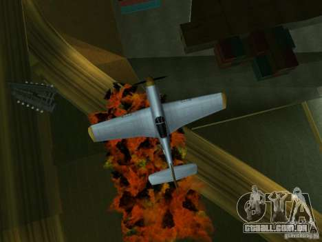 Bombas para os aviões para GTA San Andreas por diante tela