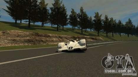 BMW V12 LMR 1999 EPM v1.0 para GTA 4