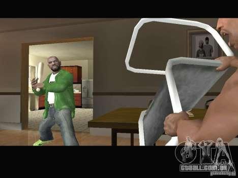 New Sweet, Smoke and Ryder v1.0 para GTA San Andreas quinto tela