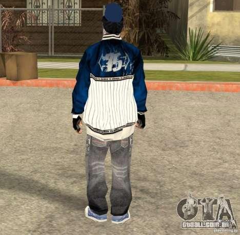 Compton Crips para GTA San Andreas segunda tela