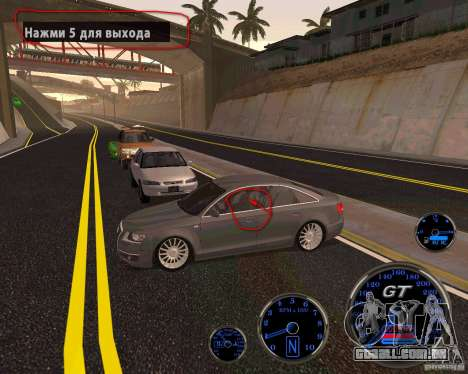 Crack para Pimp meu carro fixado para GTA San Andreas terceira tela