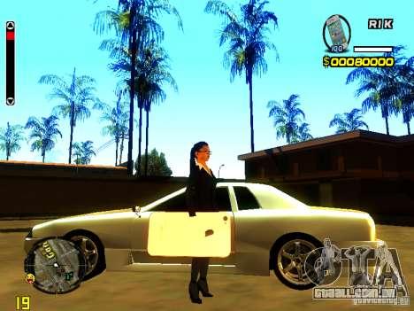 IPhone Granada v1 para GTA San Andreas segunda tela