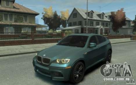 BMW X6-M 2010 para GTA 4