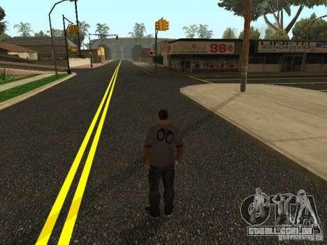 Novas estradas em Los Santos para GTA San Andreas segunda tela