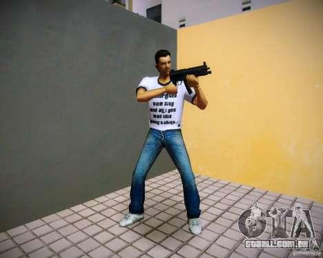 Armas de Pak de GTA4 para GTA Vice City sétima tela