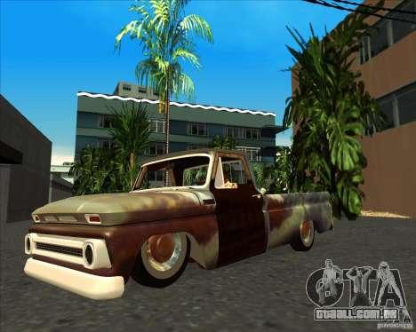 Chevrolet C10 Rat Rod para GTA San Andreas