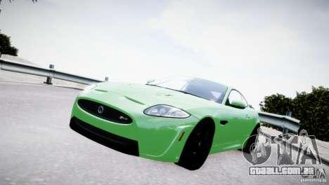 Jaguar XKR-S 2012 para GTA 4