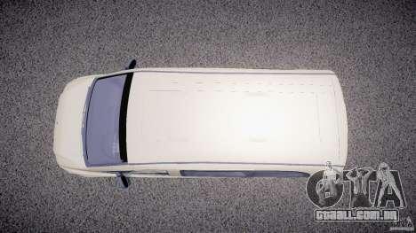 Mercedes-Benz Vito SportVIP para GTA 4 vista direita