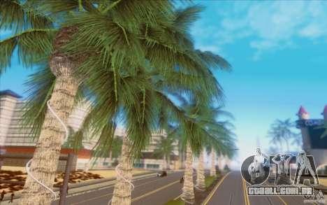 Behind Space Of Realities 2013 para GTA San Andreas décimo tela