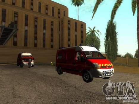 Oživlënie hospitais em Los Santos para GTA San Andreas