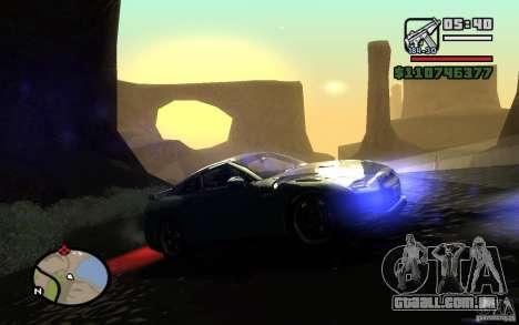 ENBSeries By Gasilovo para GTA San Andreas terceira tela