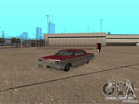 Vodu do GTA 4 para GTA San Andreas