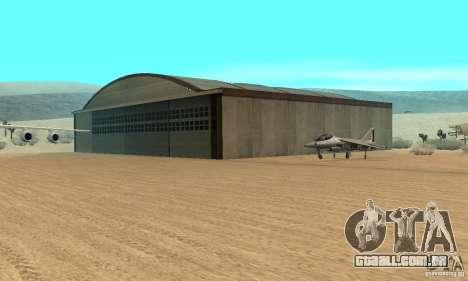 Guerra aérea para GTA San Andreas décima primeira imagem de tela