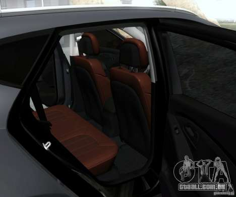 Hyundai ix35 para o motor de GTA San Andreas