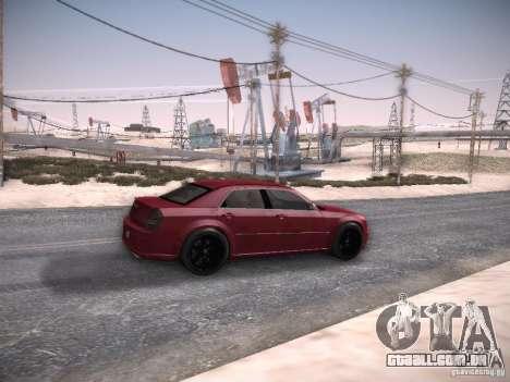Chrysler 300C SRT8 para GTA San Andreas vista direita