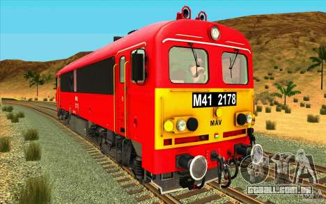 MAV M41 2178 Rattler para GTA San Andreas