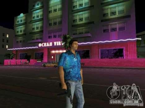 Modelo de Tommy Vercetti BETA para GTA Vice City segunda tela