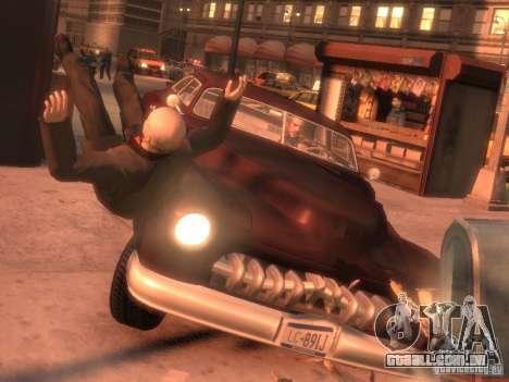 Hermes HD para GTA 4 vista direita