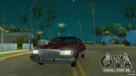 Cadillac Fleetwood 1993 para GTA San Andreas