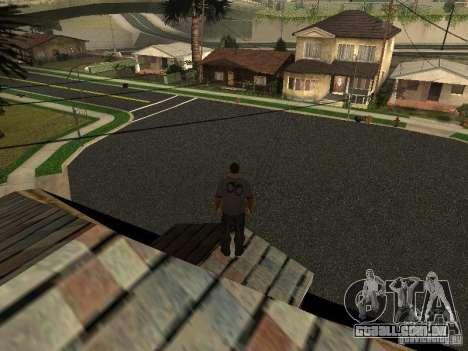 Novas estradas em Los Santos para GTA San Andreas