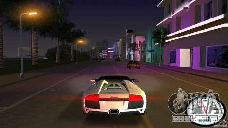 Velocímetro para GTA Vice City