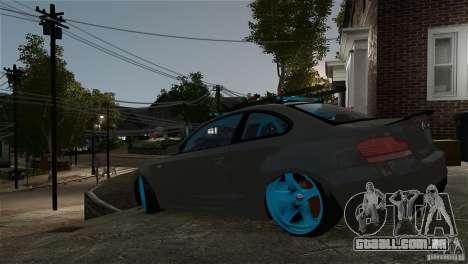 BMW 135i HellaFush para GTA 4 esquerda vista