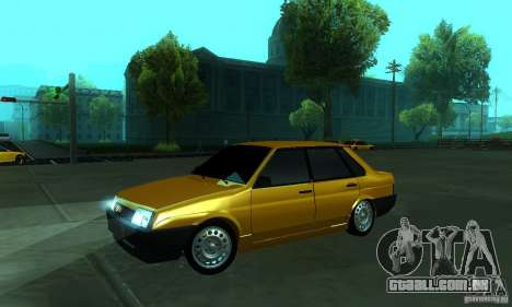 PROTOCOLO VAZ 21099 para GTA San Andreas