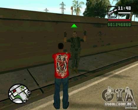 Soldados iraquianos para GTA San Andreas